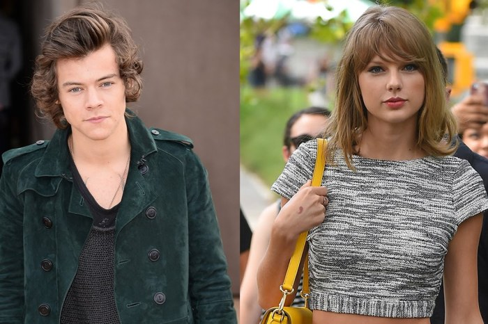 Harry Styles Confesses He Made Music About 'Past Relationships' - Taylor Swift Fans Are Freaking Out!