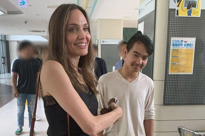 Angelina Jolie 's Latest Move To Stain Brad Pitt Is Seen As A Low Blow For This Reason