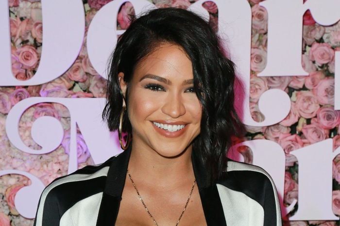 Cassie And Alex Fine Seemingly Tie The Knot In Malibu Ceremony - Check Out The Pic!