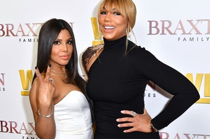 Tamar Braxton Shares A Gorgeous Photo With Her Sister, Toni Braxton, For Her Anniversary