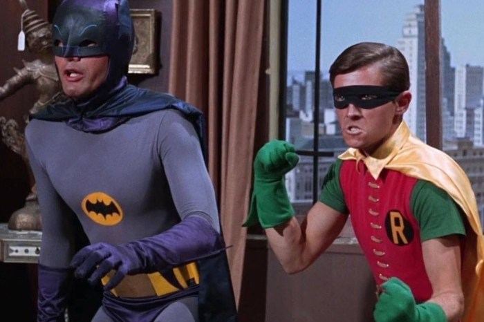 Holy Shrinkage! Batman's Robin, Burt Ward, Was Prescribed  Medication To Shrink His Manhood For TV