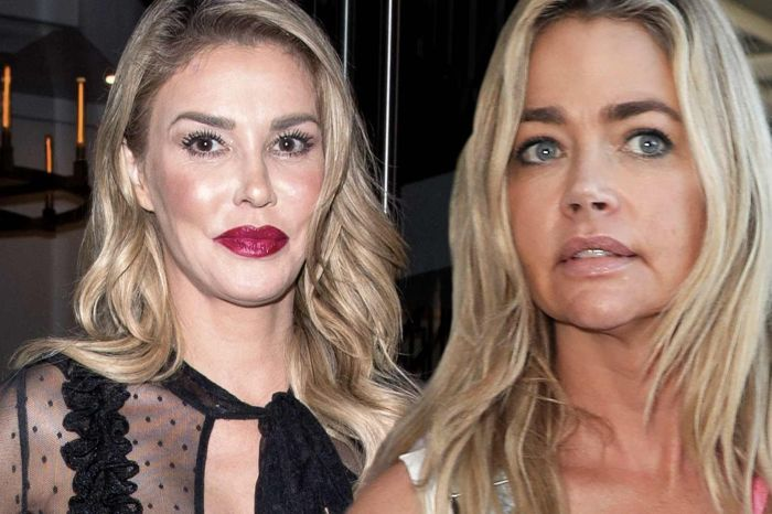 Denise Richards Was Reportedly Made 'Uncomfortable' By Brandi Glanville's Claims They Hooked Up - She's Really Happy With Her Husband!