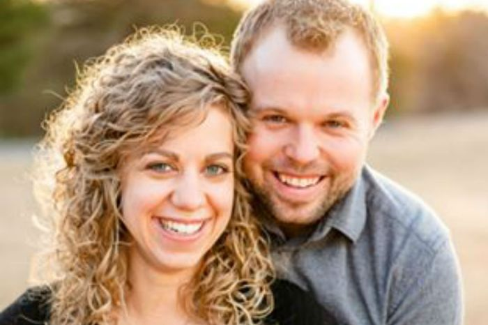 Counting On - John David Duggar & Abbie Grace Burnett Welcome Baby Girl