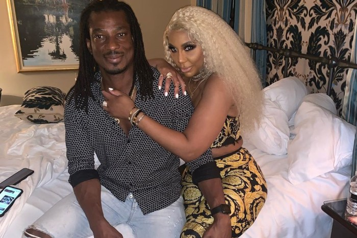 Tamar Braxton Shares A Gorgeous Video With David Adefeso From Their Tropical Vacay And Fans Are In Love