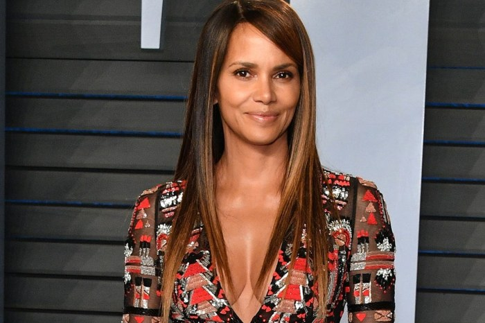 Halle Berry Leaves Nothing To The Imagination In New Photos -- The Actress Is Aging Backward