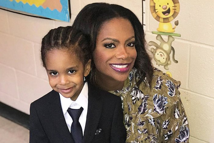 Kandi Burruss Invites Fans To Subscribe To Her Son Ace Wells Tucker's YouTube Channel - He's Having A Giveaway!