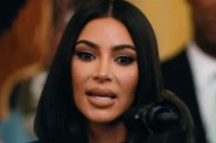 Kim Kardashian Says She's 'Very Open And Honest' With Her Kids About Her Prison Reform Work