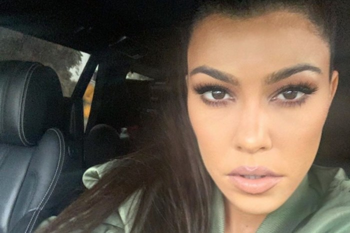 Kourtney Kardashian Proves She's A Great Aunt As She Takes North West And Her Kids For Smoothies
