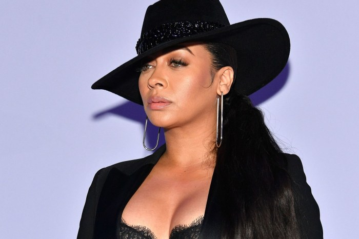 La La Anthony Shows Off Her Killer Abs And Natural Hair In Photos That Have Kim, Khloe Kardashian, And Gabrielle Union Going Wild