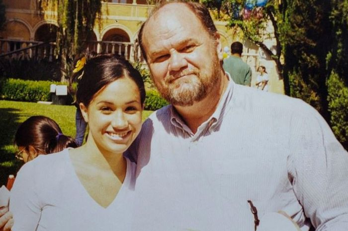 Meghan Markle's Estranged Father Will Reportedly Testify Against Her If Copyright Infringement Lawsuit Goes To Court