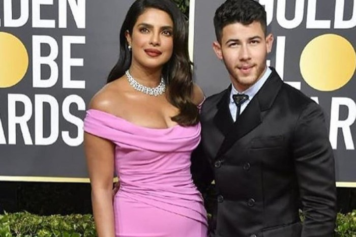 Priyanka Chopra And Nick Jonas Exude Old Hollywood Glamour On Golden Globes Red Carpet — Watch Romantic Video