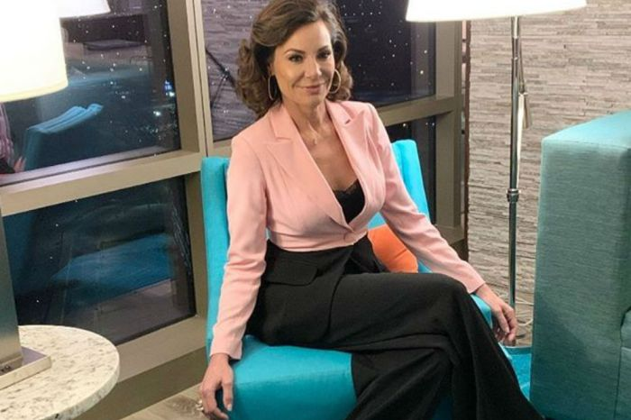 RHONY - Luann De Lesseps Leaked Her Own Drinking Admission Story To Avoid Scrutiny From The Media