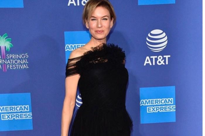 Renee Zellweger Wore Jason Wu To Palm Springs International Film Festival