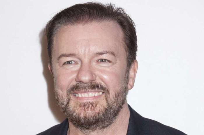 Ricky Gervais Thrashes Hollywood In Golden Globes Monologue