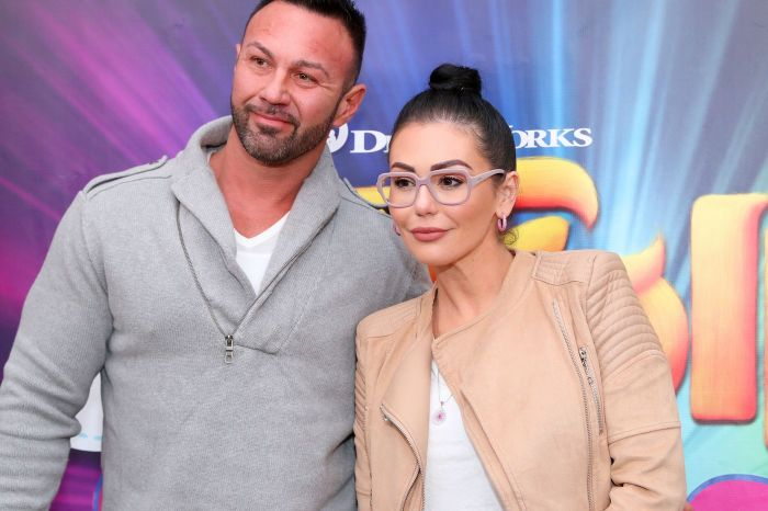 Roger Matthews Admits That He Pushed J-Woww 'Three Or Four' Times During Their Relationship