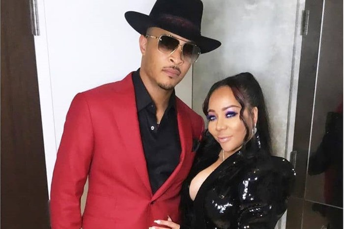 T. I. Professes All His Love For Tiny Harris With Instagram Message After Infidelity Confession
