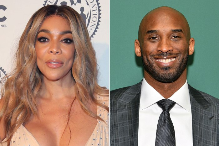Wendy Williams Breaks Down In Tears While Talking About Kobe Bryant After Almost Not Doing Her Talk Show Following His Tragic Passing