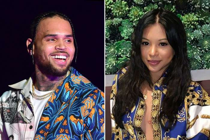 Chris Brown's Baby Aeko Giggles In Super Cute New Clip - Check It Out!
