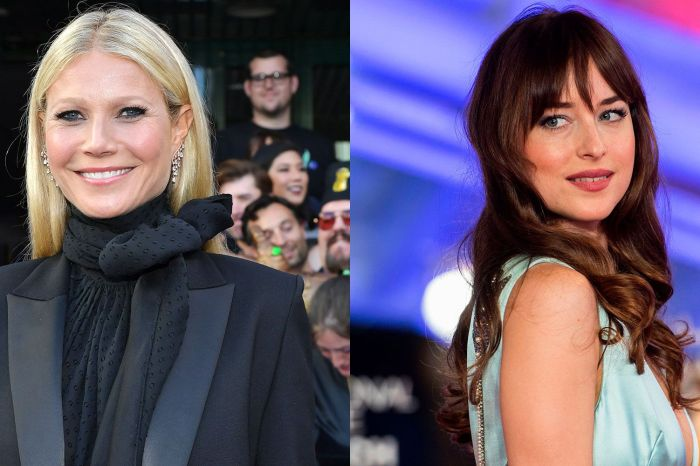 Gwyneth Paltrow - Here's How She Feels About Former Husband Chris Martin's Current Girlfriend Dakota Johnson!