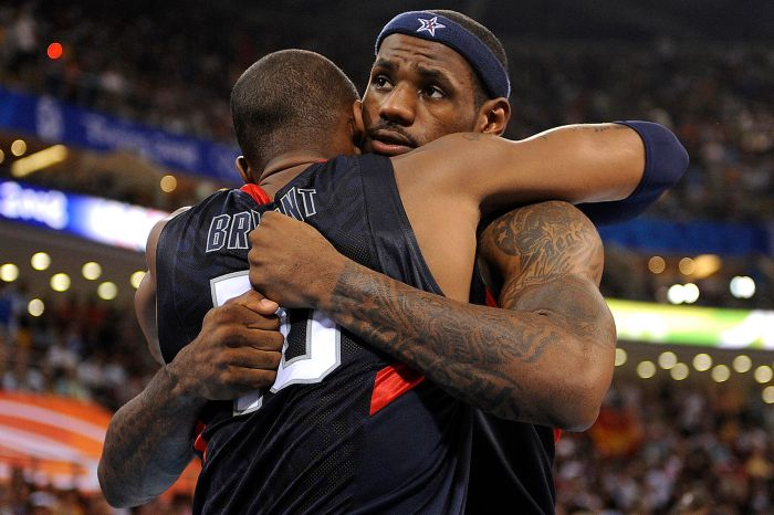 LeBron James Pays Heartbreaking Tribute To Kobe Bryant