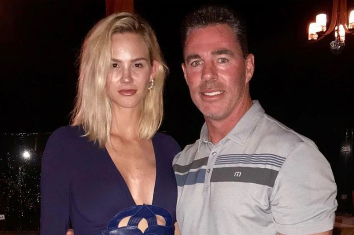 Jim Edmonds Accuses Ex Meghan King Edmonds Of Cheating With Other Women After She Reveals They Were In A Threesome Once