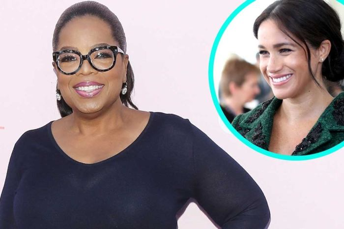 Oprah Says She Had Nothing To Do With Meghan Markle And Prince Harry's Decision To Leave Their Royal Duties Despite Rumors She Advised Them To!