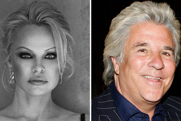 Pamela Anderson And Jon Peters - Here's How Her Ex Tommy Lee Feels About Their 12-Days Long Marriage!