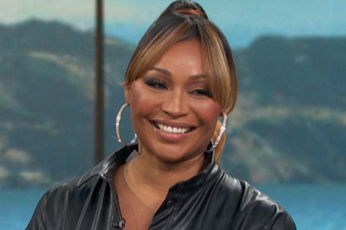 Cynthia Bailey Has Useful Advice During The Global Crisis