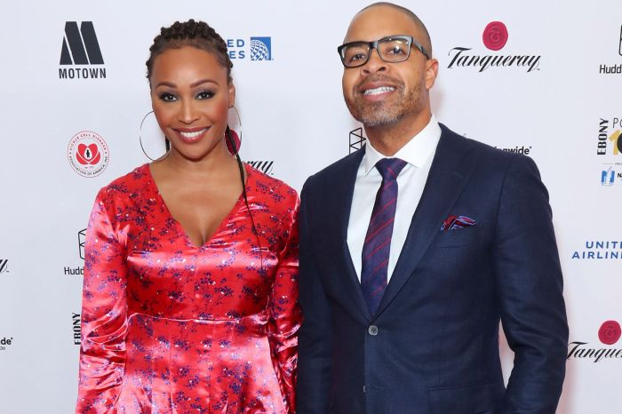Cynthia Bailey Publicly Proclaims Her Love For Mike Hill
