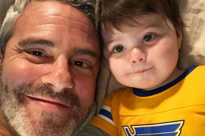 Andy Cohen Shares That Son Ben Is Now Walking After He Celebrates His First Birthday