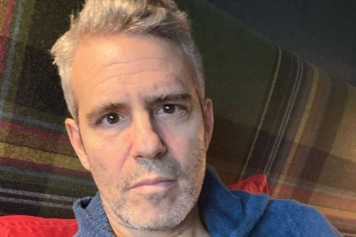 Andy Cohen Reveals The 'Worst Part' Of His COVID-19 Diagnosis