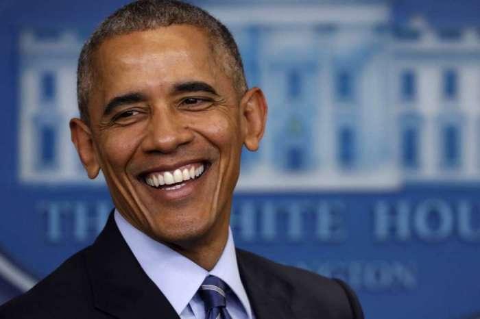 Barack Obama Follows Adult Film Star Sara Jay On Twitter And Social Media Is Livid