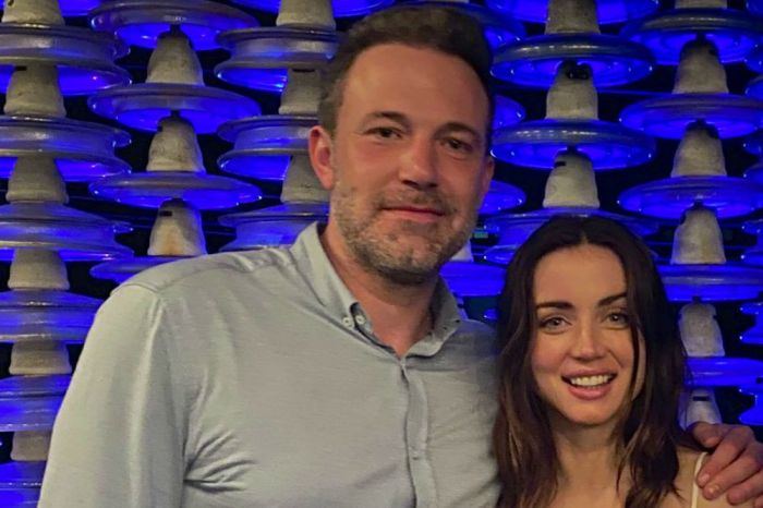 Ben Affleck Spotted Taking A Stroll On The Beach In Costa Rica With Co-Star Ana De Armas
