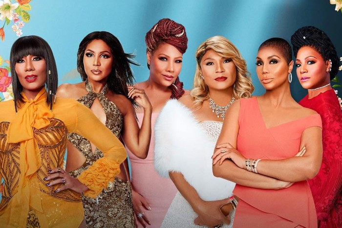 Tamar Braxton Had This To Say About The Reports That 'Braxton Family Values' May Be Coming To An End
