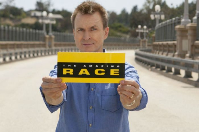 CBS Halts Production On The Amazing Race Amid Coronavirus Concerns