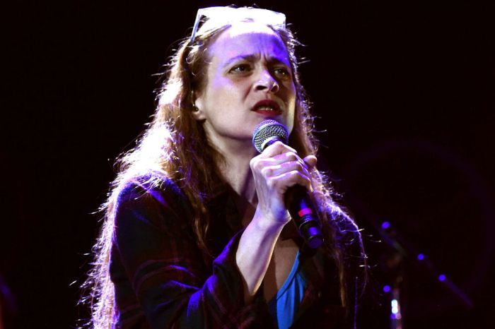 Fiona Apple Opens Up About Her Drug Use As She Prepares To Drop Her First Album In Eight Years
