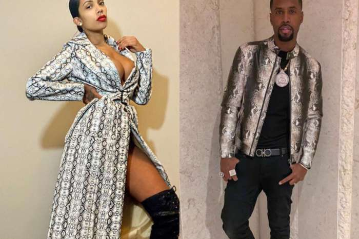 Erica Mena Supports Husband Safaree's New Music And Cannot Stop Listening To 'Parasites' During The Virus Outbreak