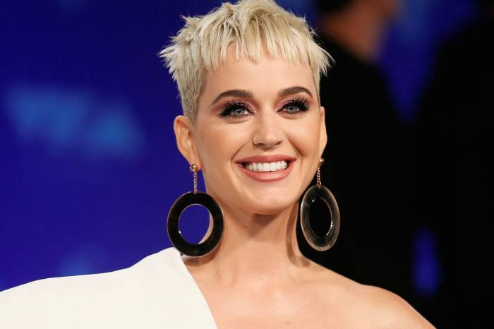 Katy Perry Talks Pregnancy - Was It Planned Or Not?