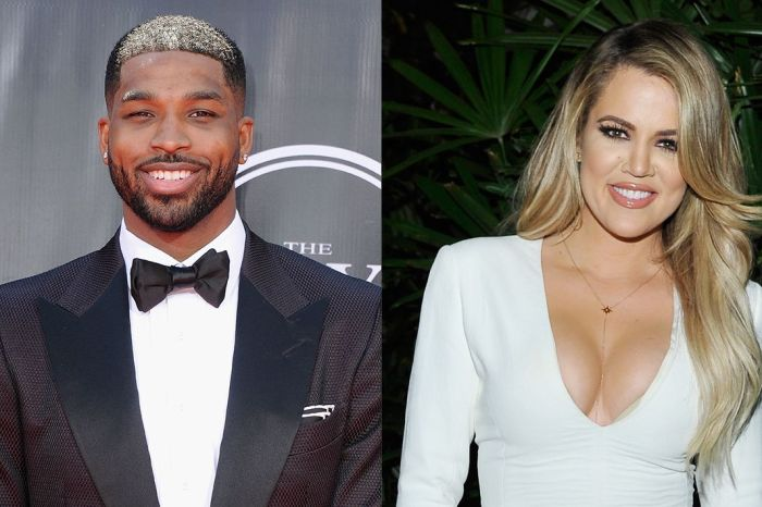 KUWK: Tristan Thompson Flirting With Khloe Kardashian In Person Even More Than On Social Media - He Wants Her Back Desperately!