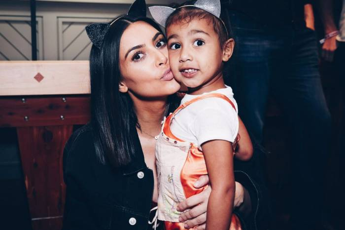 KUWK: Kim Kardashian Shares Pic From Her Teen Years And Fans Point Out How Much Daughter North Looks Like Her!
