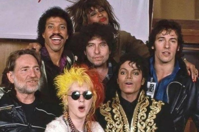 Lionel Richie Is Ready For A 'We Are The World' Reboot To Help COVID-19 Victims