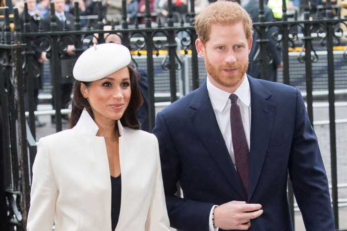 Meghan Markle And Prince Harry Are Taking These Precautions To Protect Their Family From The Coronavirus