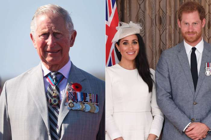 Meghan Markle And Prince Harry - Here's How They Are Dealing With Prince Charles Testing Positive For COVID-19!