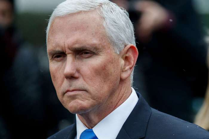 Vice President Mike Pence Tests Negative For COVID-19