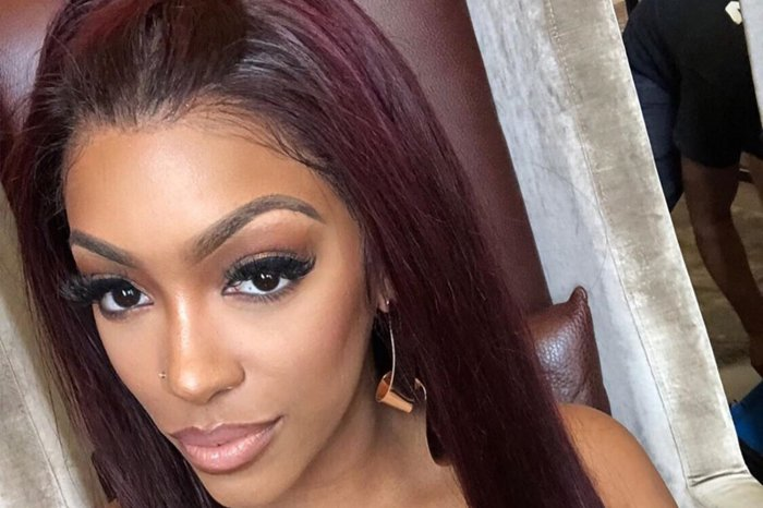 Porsha Williams Is Depressed By The News These Days And Shows Fans What Warmed Her Heart