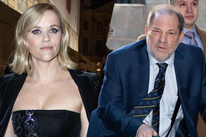 Reese Witherspoon Reacts To Harvey Weinstein's Sentencing - Says She Has 'Renewed Hope'