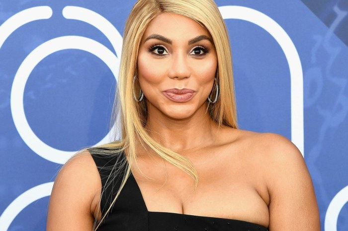 Tamar Braxton Has Confessed That Her First Love Has Crept Back Into Her Life In The Most Beautiful Way And Her Fans Are Delighted