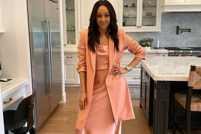 Tia Mowry-Hardrict Shows Off Her Weight Loss In New Photo And Gets Honest About Excess Skin And Stretch Marks On Her Belly