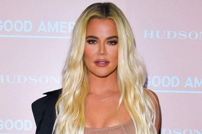 Khloe Kardashian Reminds Fans Of The Power Of Prayer