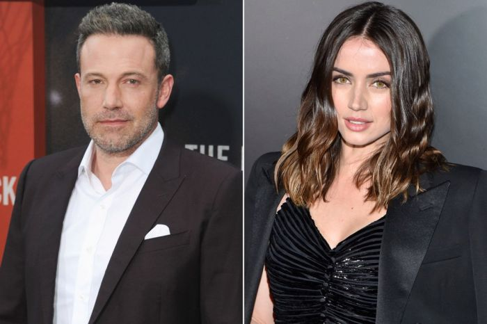 Jennifer Garner - Here's How She Reacted To Ben Affleck's Outing With Co-Star Ana De Armas!